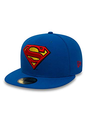 New Era DC Comics 59fifty Basecap Superman Basic - 8-64cm