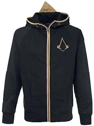 Assassin's Creed Syndicate: Bronze Logo (Felpa Unisex Tg. L)