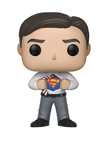 Funko- Pop Vinilo: Smallville: Clark Kent, Multicolor,...