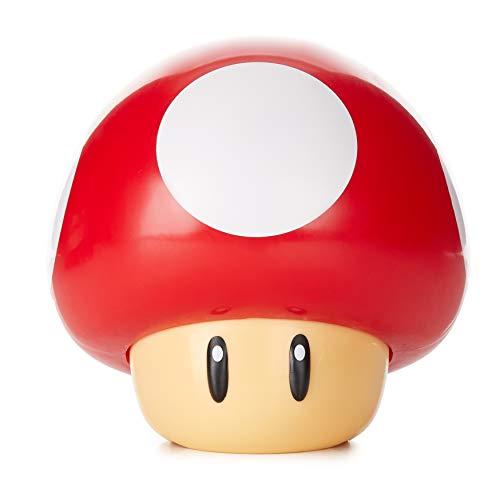 Super Mario Mushroom Luz con sonido, Multi
