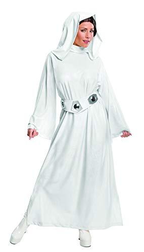 Rubies 's–Disfraz de Star Wars Princesa Leia, adultos...