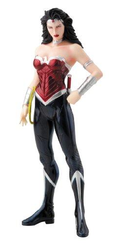DC Comics - Figura de Wonder Woman de la Liga de la Justicia
