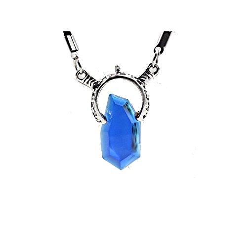 Macchia Goodies Devil May Cry Collar Piedra Azul E5C