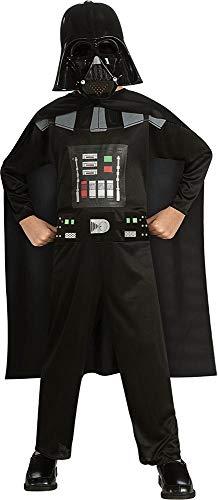 Rubies 882009 Star Wars - Disfraz de Darth Vader para niños...