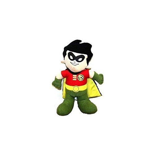 Robin Plush Toy - DC Super Friends Doll (13 Inch)