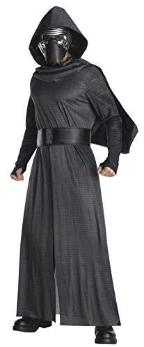 Star Wars - Disfraz Kylo REN Ad con Espada, Talla única...