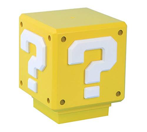 Paladone Lámpara Mesilla Super Mario Bros, Multicolor