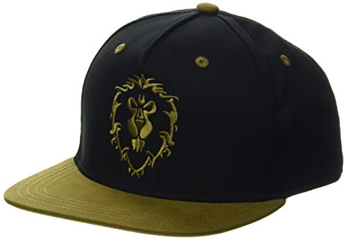 World of Warcraft béisbol Legendary Alliance Gorra Logo...