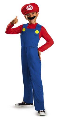 Disguise Nintendo Super Mario Brothers Mario Disfraz...