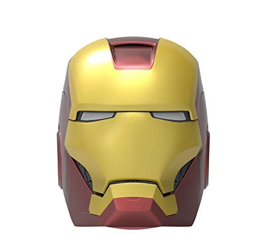 Captain America Civil War Iron Man Helmet Bluetooth Speaker