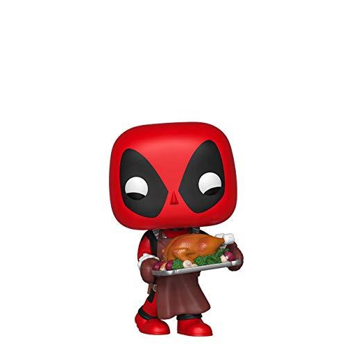 Funko Pop! Bobble Vinyle Marvel: Holiday - Deadpool