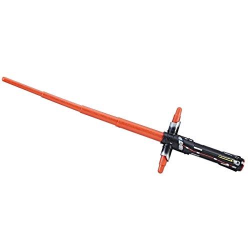 Star Wars 8 Kylo REN Lightsaber, Multicolor (Hasbro...
