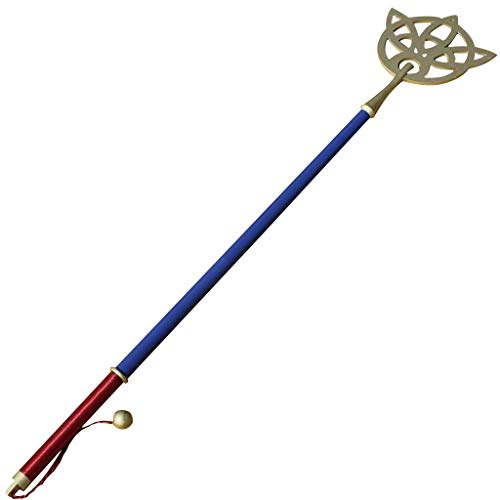 79cos Final Fantasy X Cosplay Prop Yuna Guidance Rod