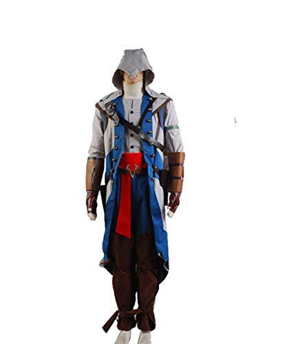 MingoTor Assassine Asesino IV: Black Flag Disfraz Traje de...