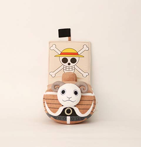 Sakami Merchandise One Piece Plush Figure Going Merry 25 cm...