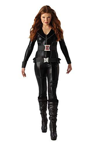 Rubies 's–Disfraz de Viuda Negra de Marvel Adultos...
