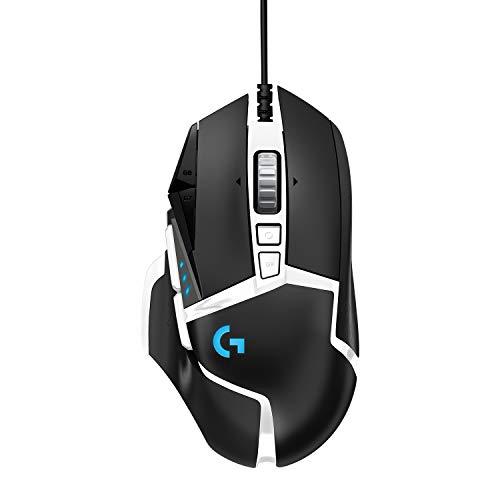 Logitech G502 HERO Ratón Gaming Edición Especial con Cable...