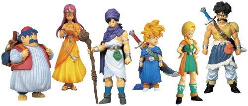 Dragon Quest Character Figure Collection Tenkuhen 2 (set of...