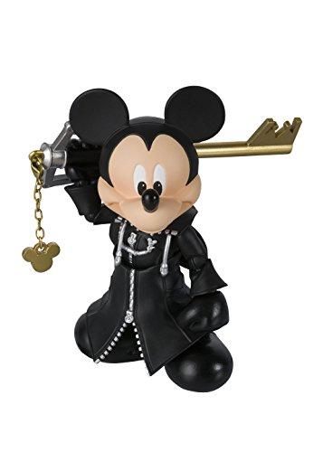 KINGDOM HEARTS II - King Mickey [SH Figuarts][Importación...