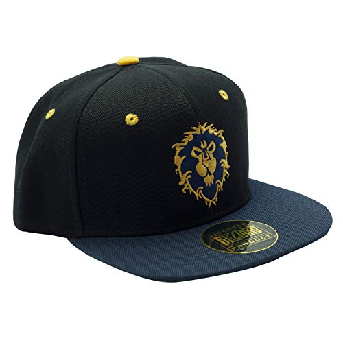 ABYstyle - World of Warcraft - Gorra Snapback - Alianza -...