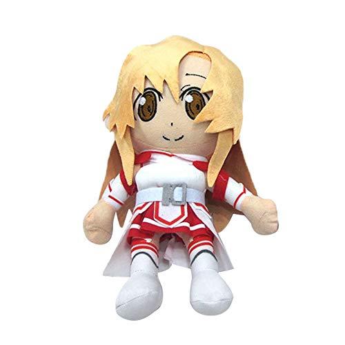 Sword art online Estatuilla de juguete Muñeca de peluche de...
