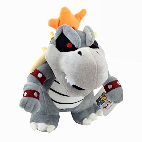 Yijinbo Super Mario Bros Sec Bowser Squelette Koopa Peluche...