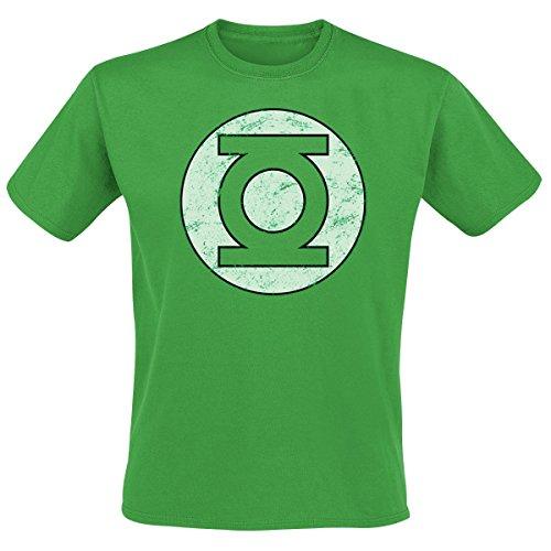 Green Lantern - Camiseta de Manga Corta para Hombre, Color...