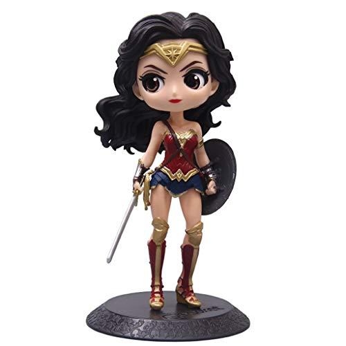 SSRS Comic Justice League Q versión Payaso Modelo Femenino...