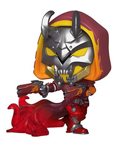 Funko Pop! Games: Overwatch - Reaper (Hell Fire) Exclusive