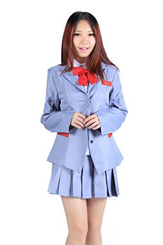 De-Cos Cosplay Costume Inoue Orihime Karakura High School...