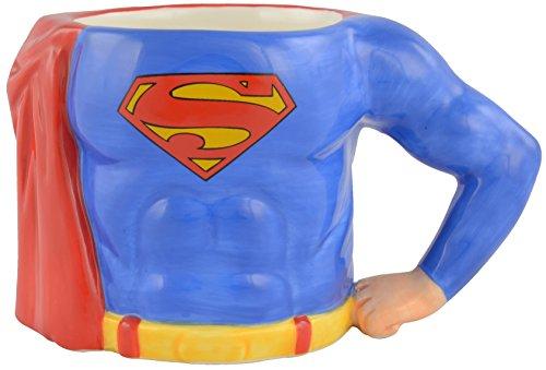 Superman Superman-3D Kaffee Tasse s Body, ca. 350ml-0122152...