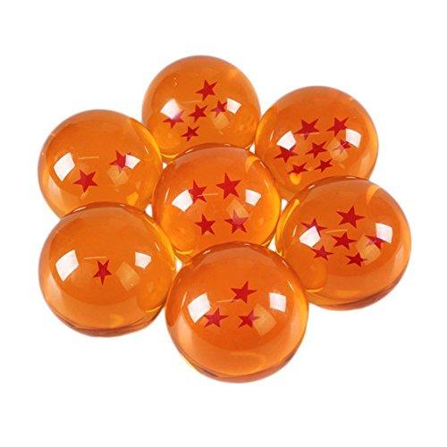 Katara Ball Z Con Caja Juego De 7 Bolas De Dragón Son Goku...