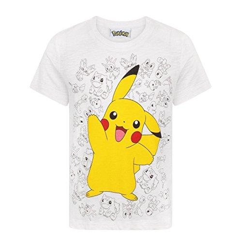 Pokèmon Pikachu Wave Boy's T-Shirt