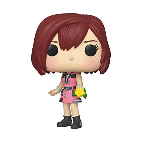Funko - Pop! Disney: Kingdom Hearts 3 - Kairi w/Hood Figura...