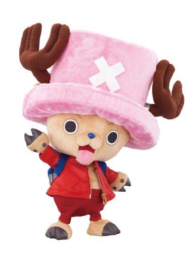 One Piece: Tony Tony Chopper Stuffed Figure (japan import)