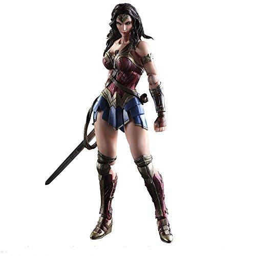 Batman v Superman Dawn of Justice Play Arts Kai Figura...