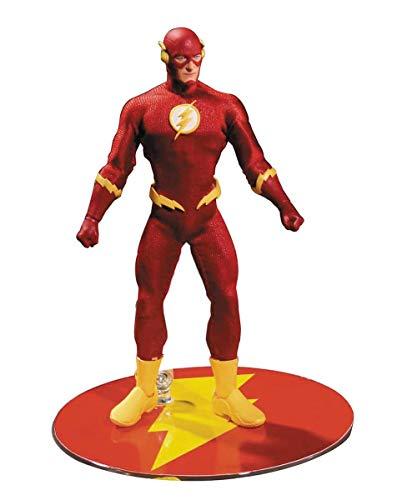 One:12 76100 DC Comics Collective Presents Flash Figure,...