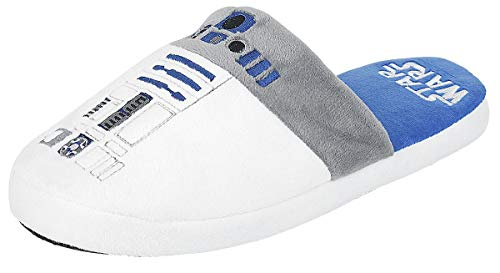 Star Wars, zapatillas, R2-D2, tamano 38-41