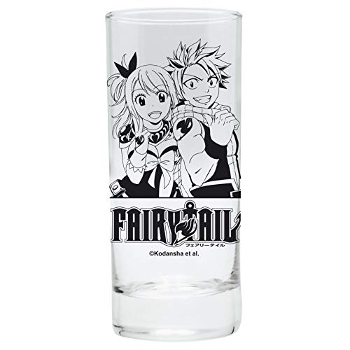 ABYstyle abyver039Fairy Tail Natsu & Lucy vasos cristal