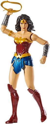 DC Justice League Figura de Acción 30 cm Wonder Woman,...
