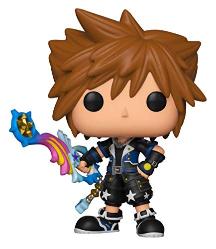 Funko - Disney Kingdom Hearts 3-Sora (Drive Form) - Figura...