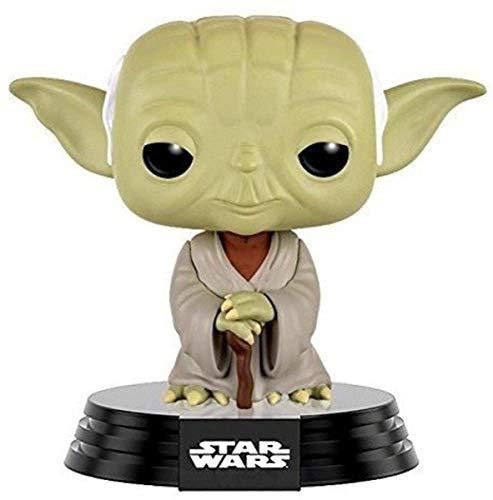 Funko- Bobble: Star Wars: Dagobah Yoda (10105)