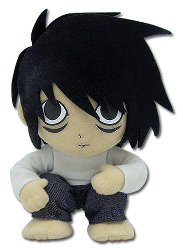 Great Eastern Shonen Jump Death Note 8' L Plush by Great...