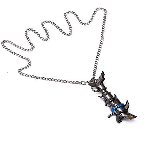 HAOYU LOL League of Legends Jewelry Lolikins Gun Collar...