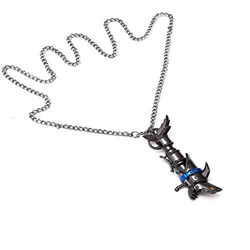 HAOYU LOL League of Legends Jewelry Lolikins Gun Collar...