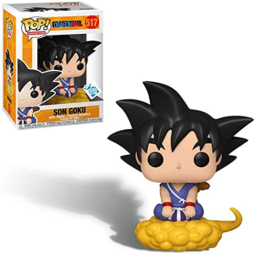 POP Vinyl Funko 517 Dragon Ball - Son Goku Kinto-un -...