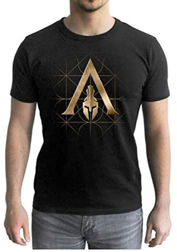 ABYstyle - Assassin'S Creed - Camiseta - Crest Odyssey -...