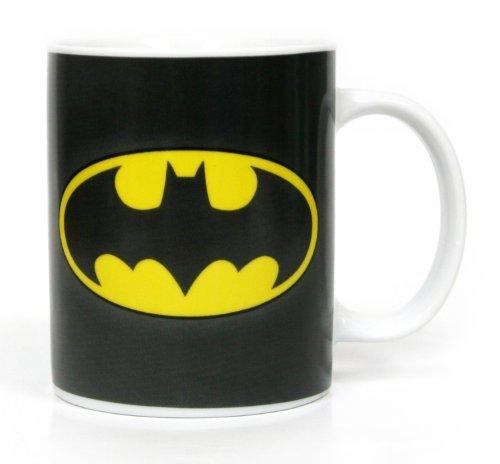 SDTWRN02992 - SDTWRN02992 - Taza Batman Logo Cerámica