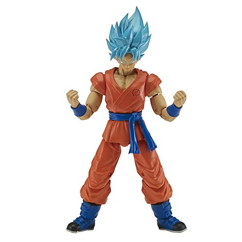 Dragon Ball Figura Deluxe Super Saiyan Blue Goku (Bandai...