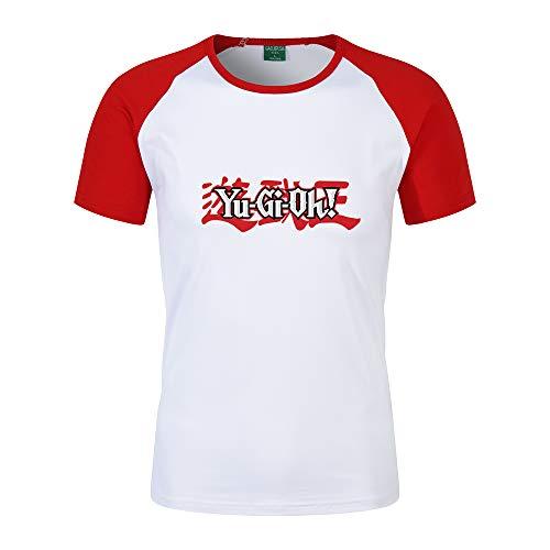 Yu-Gi-Oh Camiseta Personalidad Color a Juego Hielo Fresco...
